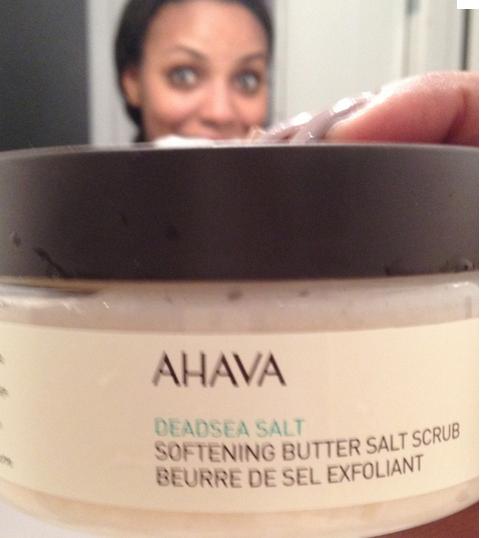 Ahava - Beurre de sel exfoliant 235 ml 32,00 €