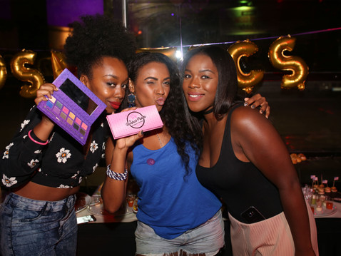 ANNUAL DJULICIOUS COSMETICS PARTY !