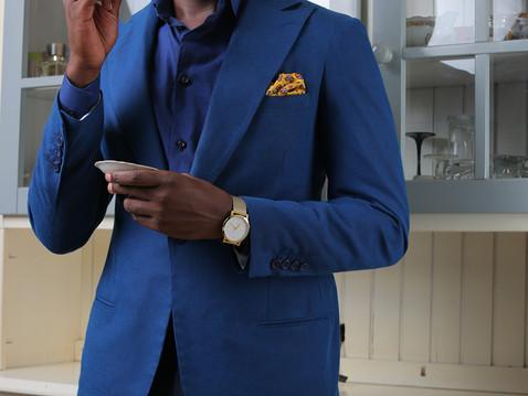 MR AFROPOLITAN | L'art du costume sur mesure HANDMADE IN CAMEROON !