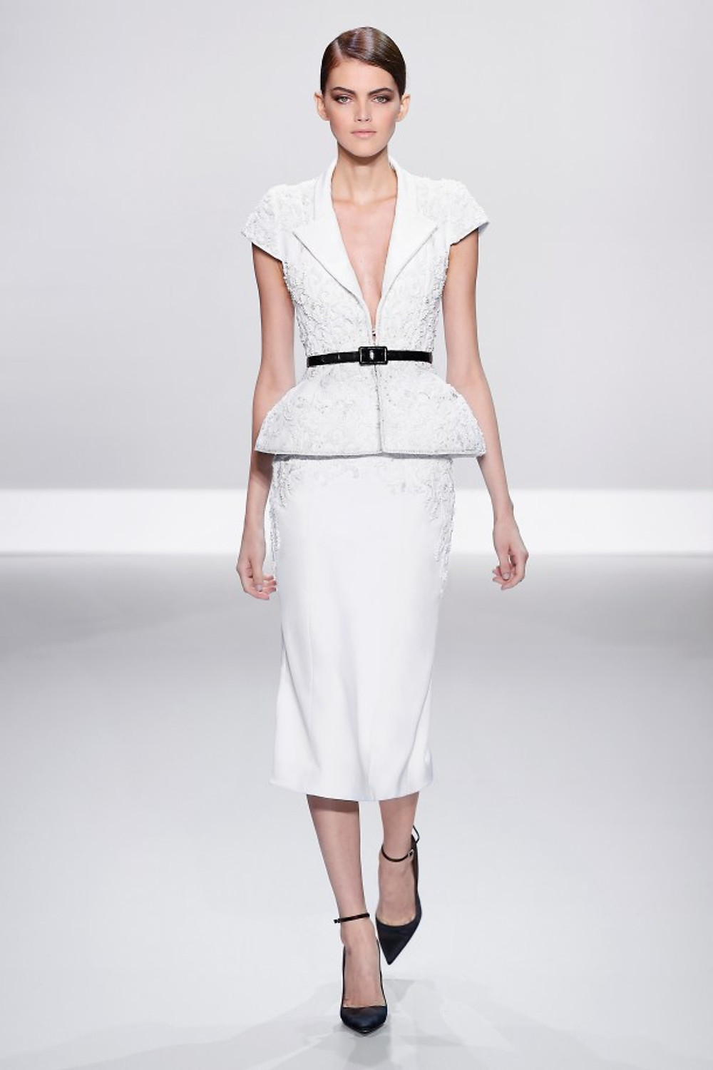 RALPH & RUSSO COUTURE  Spring/Summer 2014 collection