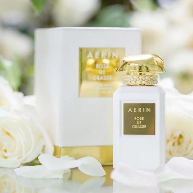 """""""La Rose de Grasse incarne la plus rare et la plus exceptionnelle d'entre elles."""" – Aerin Lauder, Fondatrice et Creative Director, AERIN"""