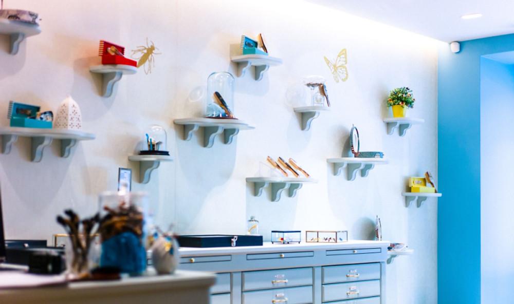 Guêpes & Papillons : Esprit boudoir & élégance à la française  12 avenue Victor Hugo 75116,