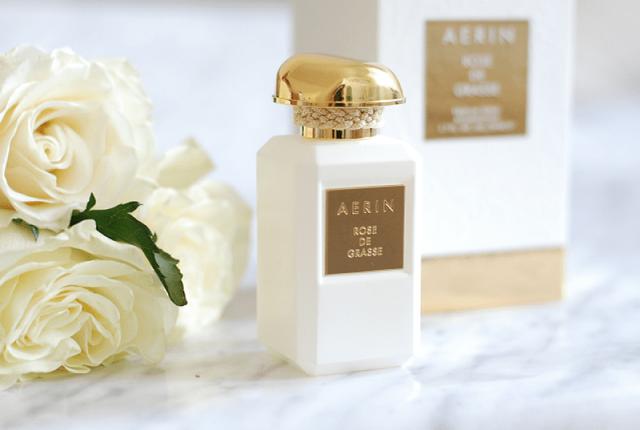 Rose de Grasse by Aerin Lauder, 175€ les 50ml