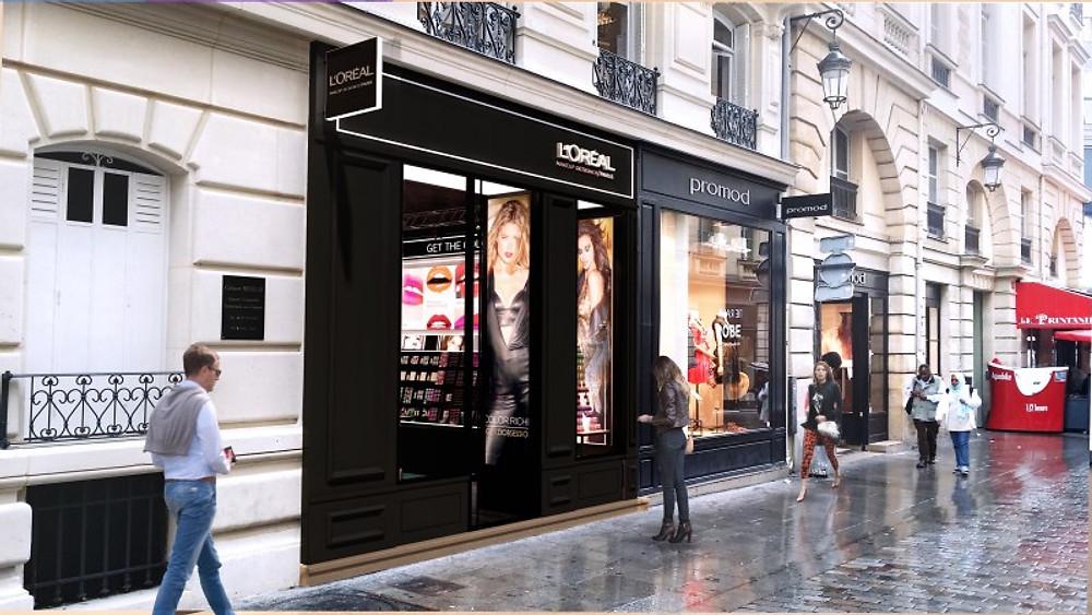 Du lundi au samedi de 10h à 20h     62 rue de Caumartin     75009 Paris      01.40.05.13.95 lorealparis.caumartin@loreal.com