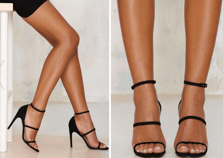 The Mode Collective Triple Threat Suede Heel €196,00 €118,00 (40% OFF)