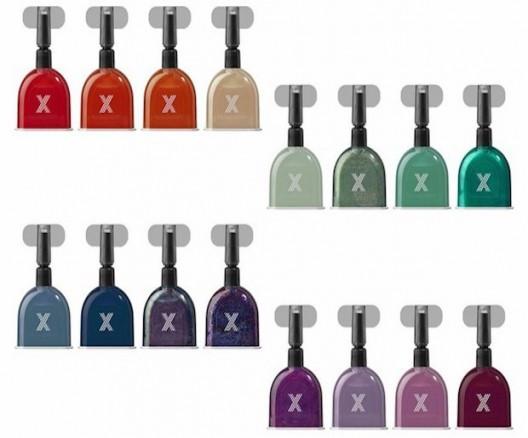 Press Pods, Kit de 24 mini vernis, Formula X, 35 € (en juillet en exclusivité chez Sephora).