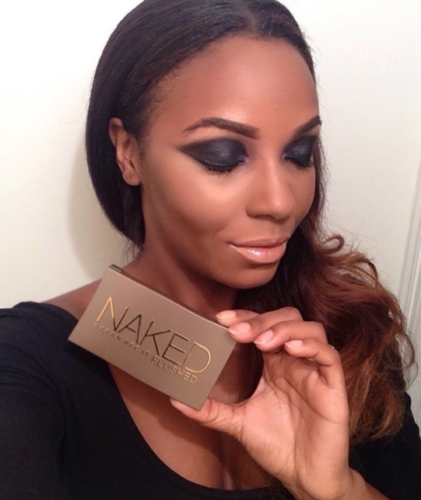 URBAN DECAY: NAKED FLUSHED 33,95€