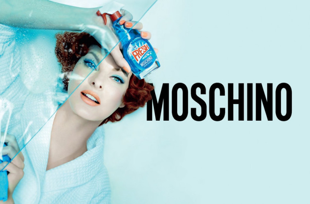 Moschino Keepin' It 'Fresh' Thanks to Jeremy Scott