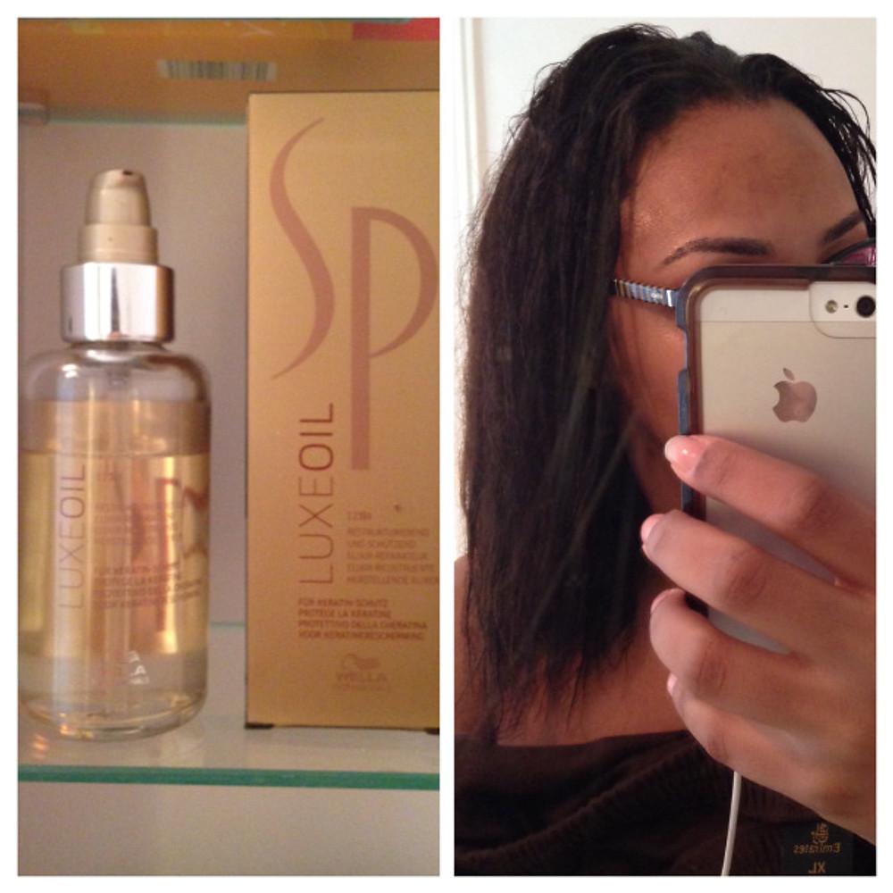 Pour tous types de cheveux: • Reconstruit immédiatement la fibre • Procure une douceur longue durée • Protège les cheveux contre le dessèchement • Apporte plus de brillance S'utilise sur cheveux secs ou humides.