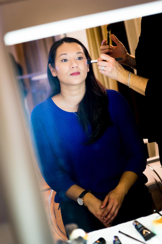 La douce Lâam (ravie de t'avoir croisé à nouveau) du blog La Beauté de Laam a également été séduite par le fond de teint DERMABLEND de VICHY.