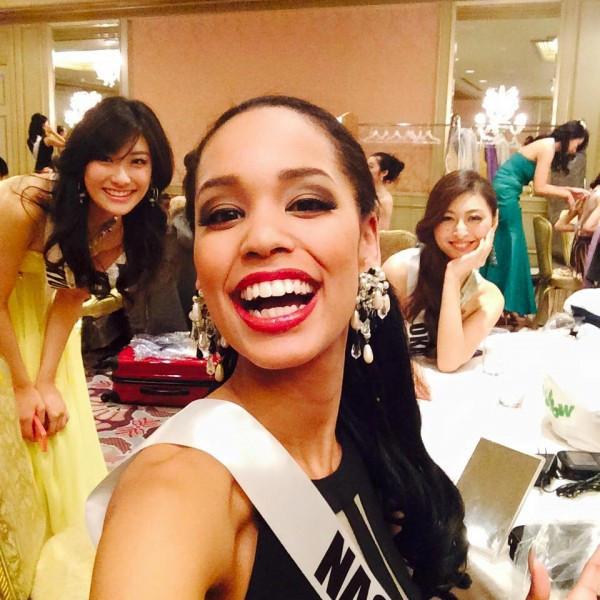 Ariana Miyamoto : Miss Universe Japan
