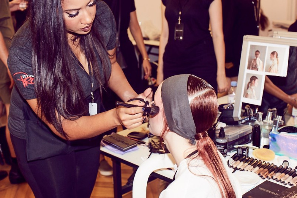 Sephora PRO is comprised of 15 extraordinary Sephora makeup masters artists.