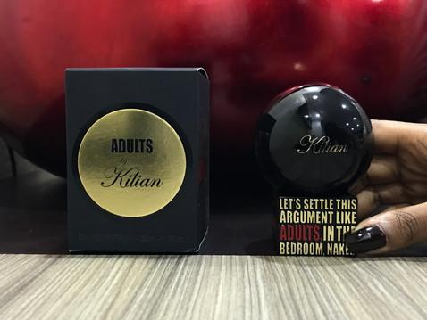 ADULTS   La nouvelle fragrance charnelle By Kilian
