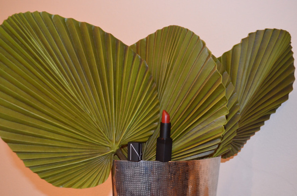 Semi matte lipstick - VIP Red NARS