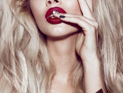 Les soins pour les lèvres …