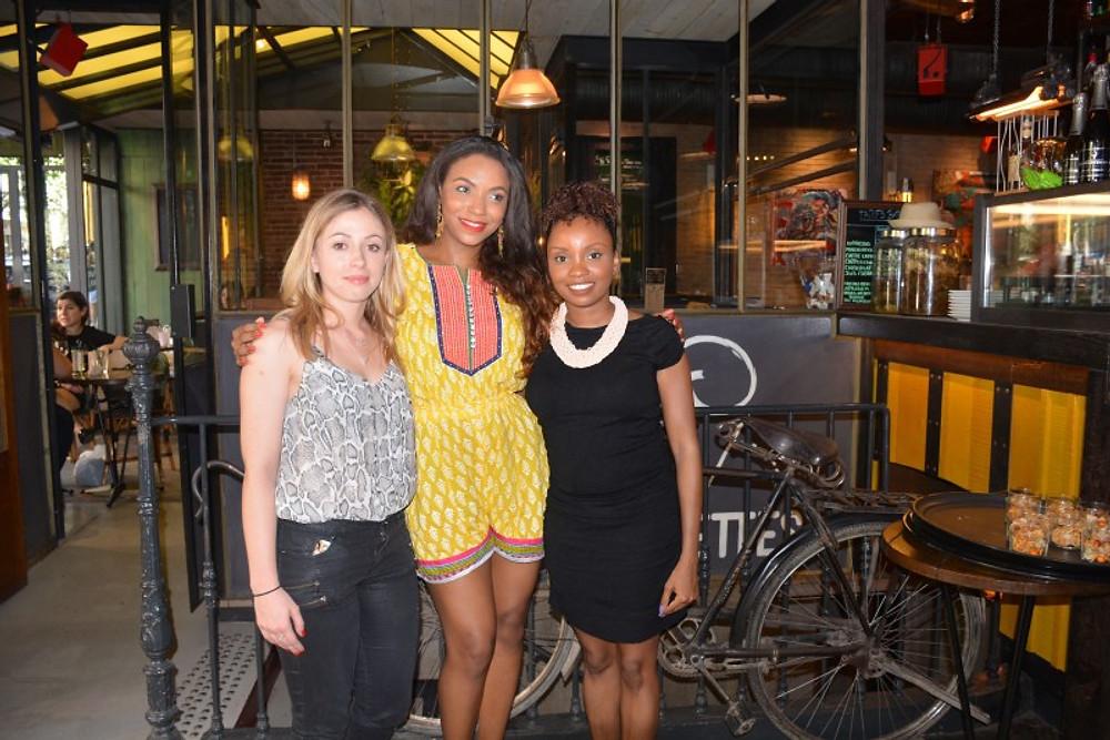 Avec Ophélie & Suzy