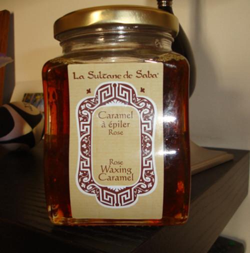 Caramel à épiler du La Sultane De Saba.