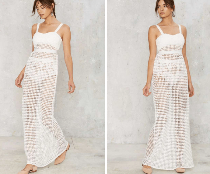 Cover to Crochet Cover-Up €69,00 €56,00 (19% OFF)