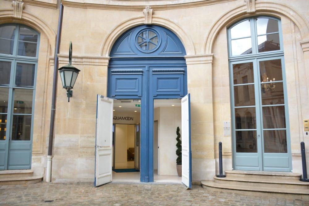 SPA AQUAMOON : 19 Place Vendôme 75001 PARIS. Tel: +33 (0)01 42 861 0 00 Du lundi au Vendredi 10h30 - 19h30 Samedi 10h00 - 19h00
