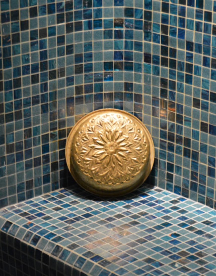 Un spa miniature qui offre de belles prestations.