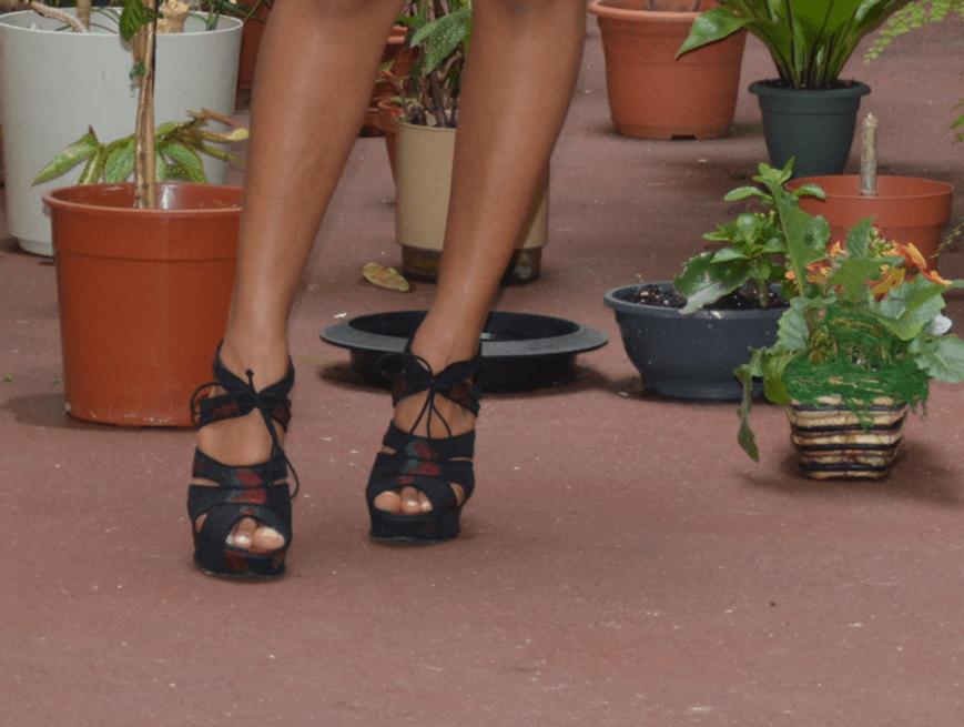 Chaussure YSL