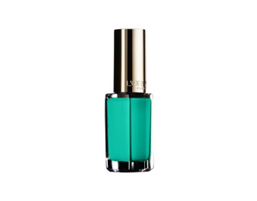 Vernis à ongles teinte « Green Lol », L'Oréal 6,10€