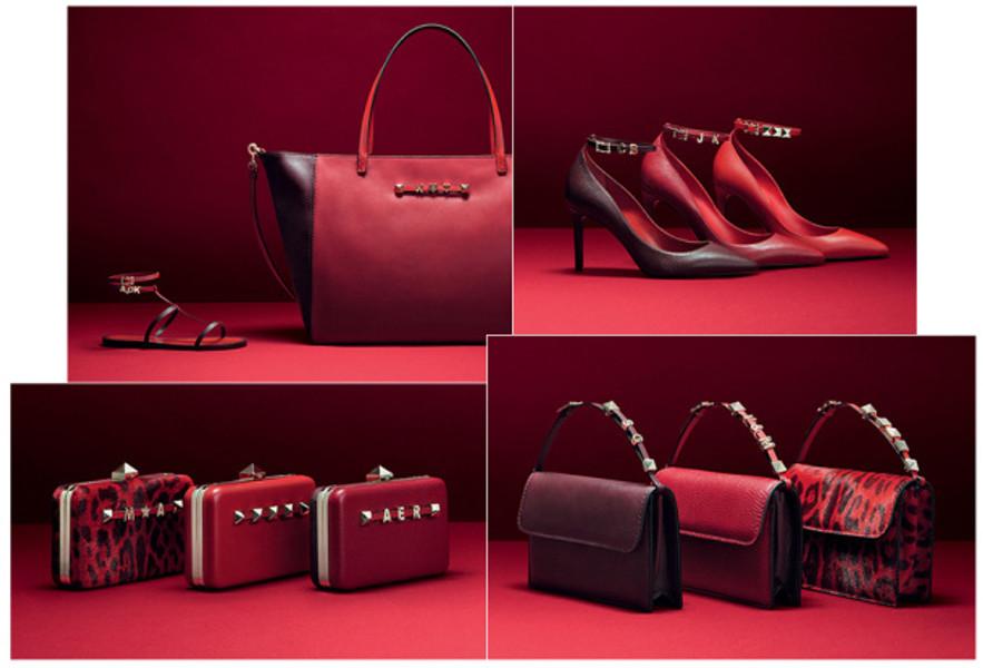Disponible dans toutes les boutiques Valentino de Paris