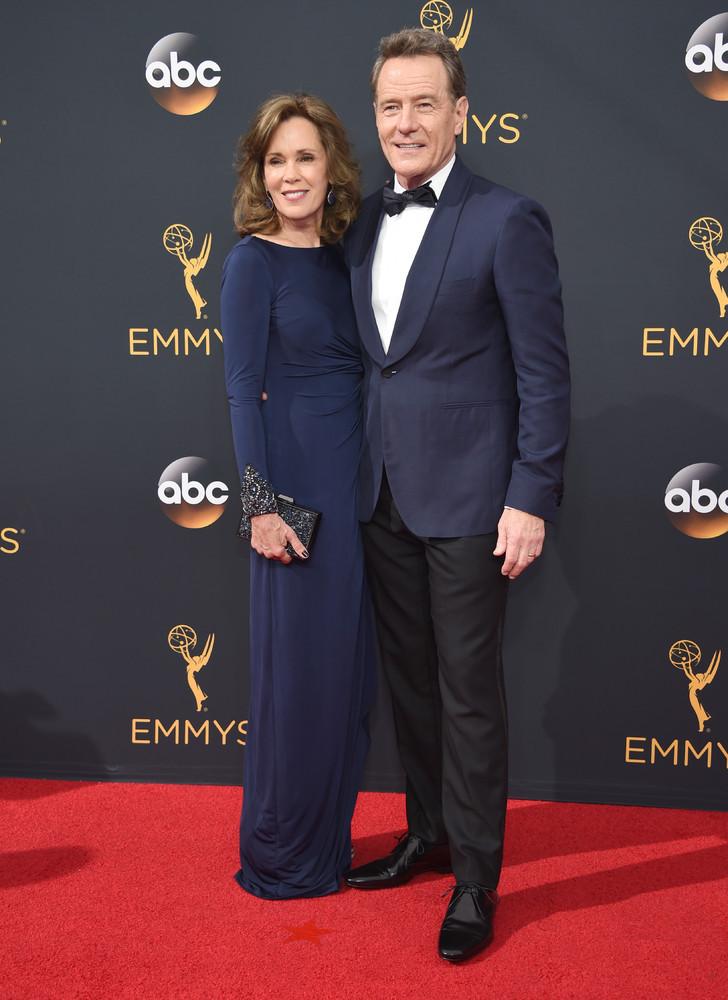 Bryan Cranston et son épouse Robin Dearden