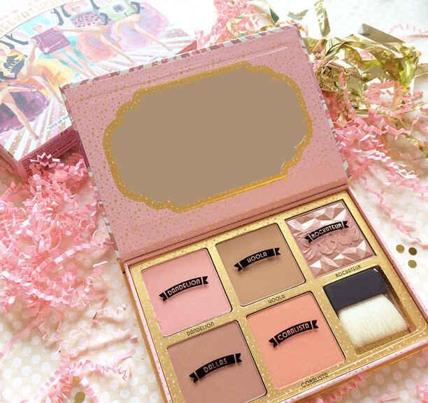 Cheekaton palette blush de BENEFIT 59€