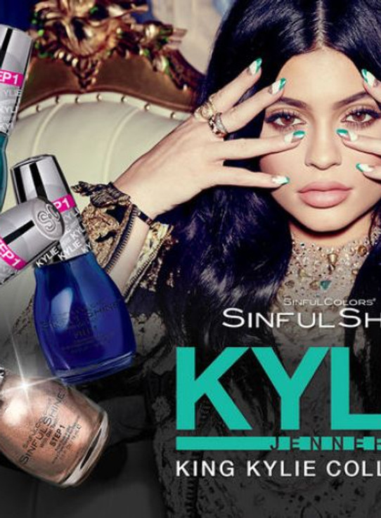 King Kylie Sinful Colors Shine