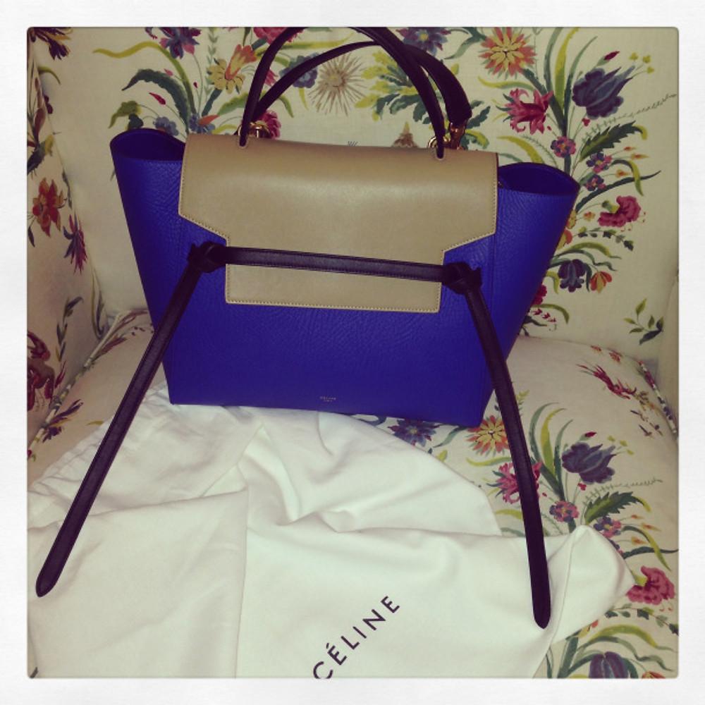 Sac Mini Belt Céline