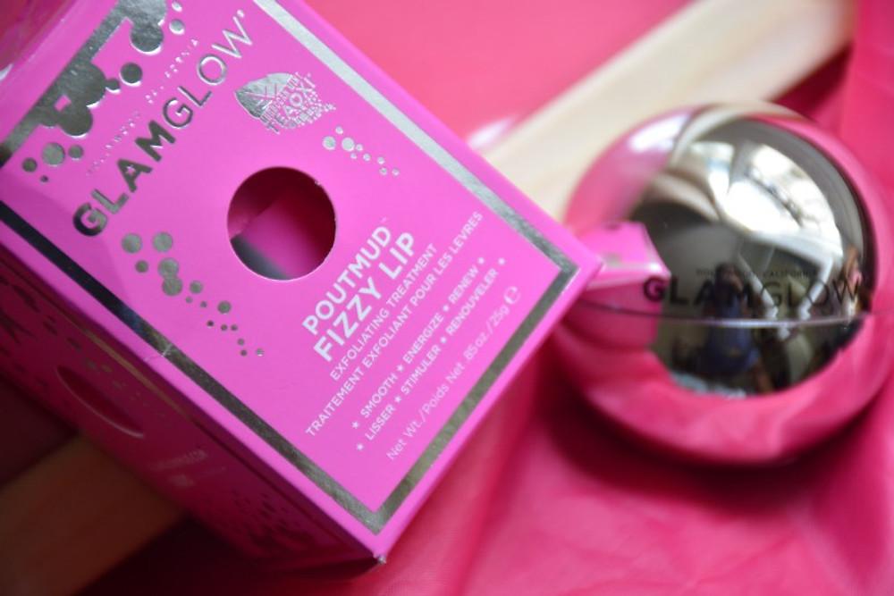 Exfoliant pour les lèvres POUTMUD FIZZY LIP GLAMGLOW 24,90€