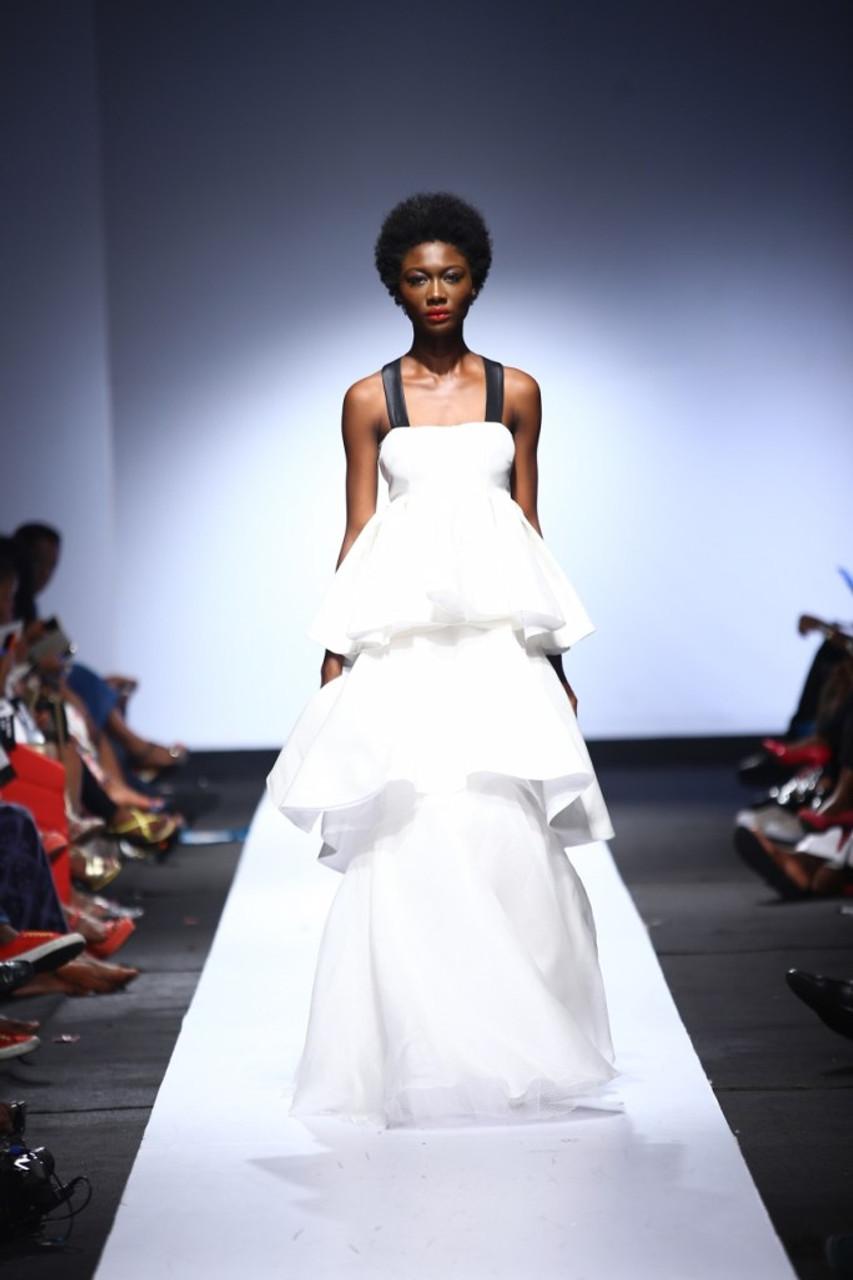 Collection P/E 2017 du designer Tsemaye Binite