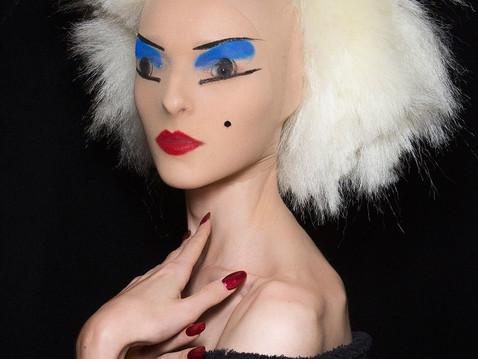 Spring 2016, la tendance Make up.