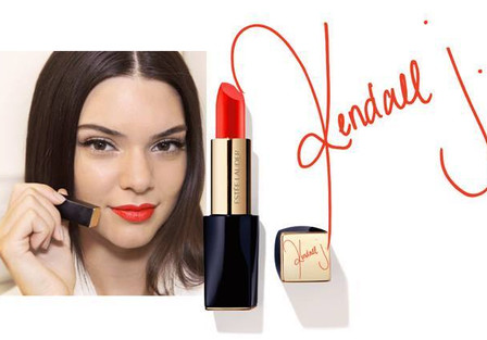 Le RAL KENDALL JENNER by ESTEE LAUDER.