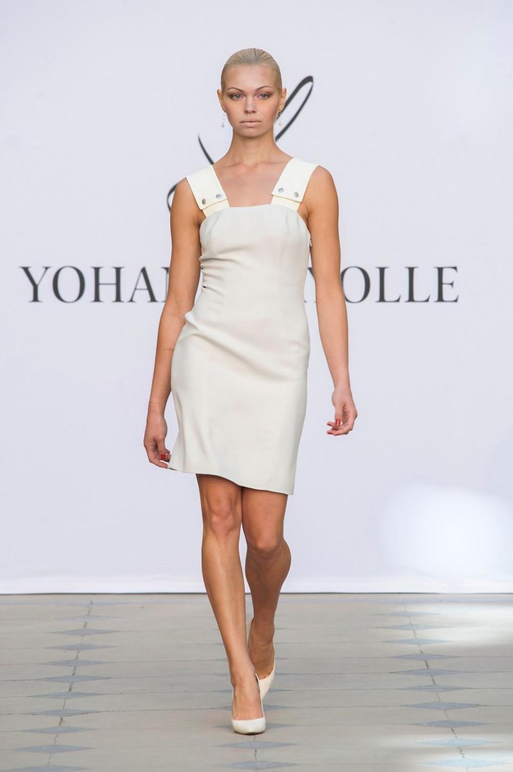 Défilé YOHANN FAYOLLE | PARIS FASHION WEEK printemps été 2017