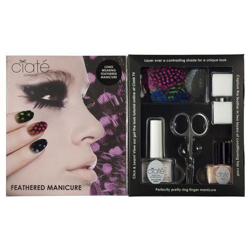 Feather Manicure Kit Manucure, Ciaté 22,00€