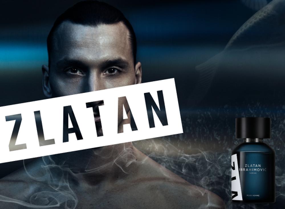 Zlatan Ibrahimovic chez Marionnaud le 27 octobre 2015