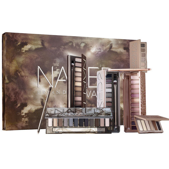 Urban Decay lance The Naked Vault II
