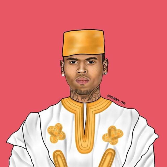 Chris Brown - Chris Kofi Sarpong Brown