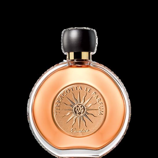 Terracotta Le Parfum Eau de toilette Guerlain L'attrait du soleil en flacon 65€ les 100ml