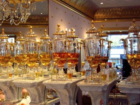 Ouverture d'un «Grand musée du parfum» en décembre à Paris.