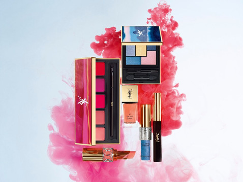 SPRING LOOK 2018  POP ILLUSION #YSLBEAUTY
