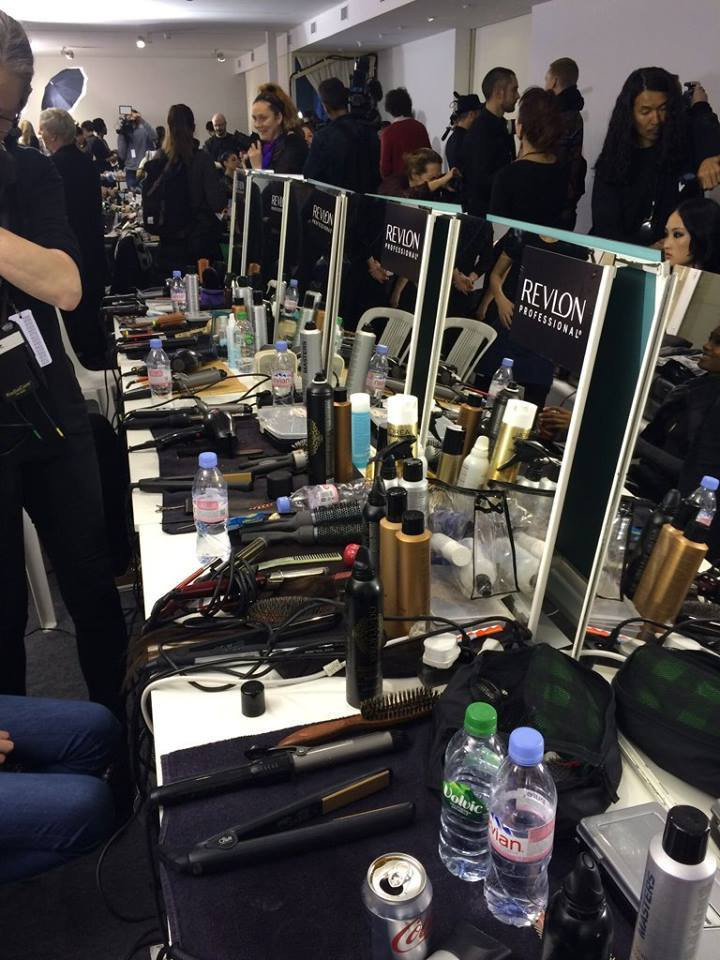 REVLON PROFESSIONAL #Backstage