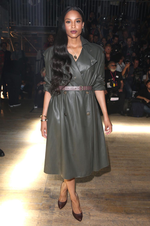 Lanvin : Front Row - Paris Fashion Week Womenswear Spring/Summer 2015