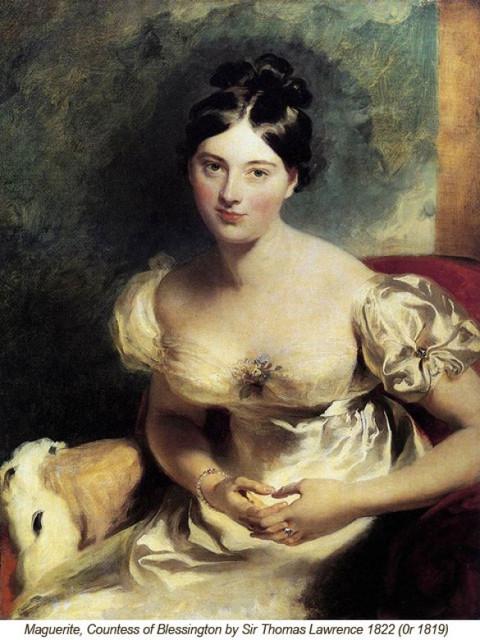 Marguerite de Blessington