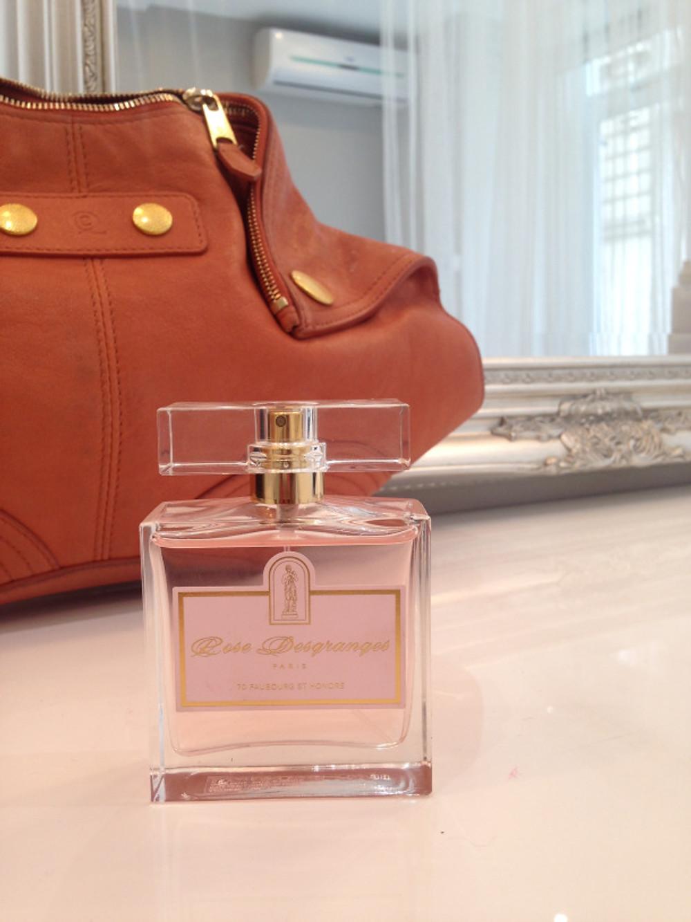 Mon parfum Rose Desgranges