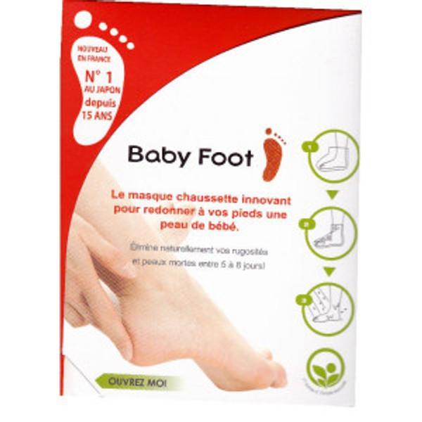 Baby Foot Masque Chaussette Pour Pieds 1 Paire 19.90euros