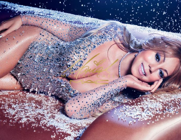 Mariah Carey and MAC Cosmetics