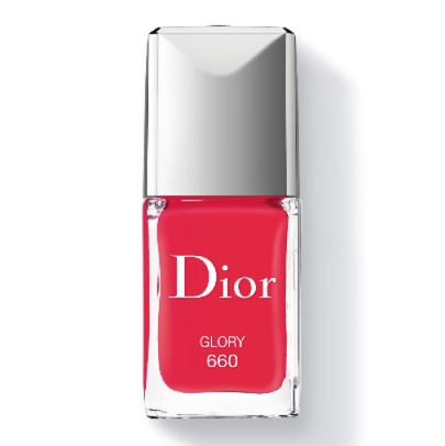 Vernis à ongles teinte «Glory », Dior, 26€